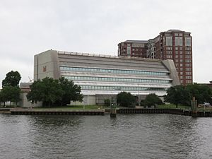 United States Army Corps of Engineers - Army Corps of Engineer Headquarters in Norfolk, Virginia