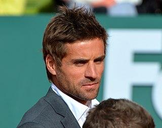 Arnaud Clément French tennis player
