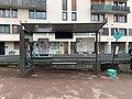 Arrêt Bus Maurice Berteaux Rue Four - Saint-Maur-des-Fossés (FR94) - 2021-02-19 - 1.jpg