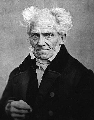 Arthur Schopenhauer cover