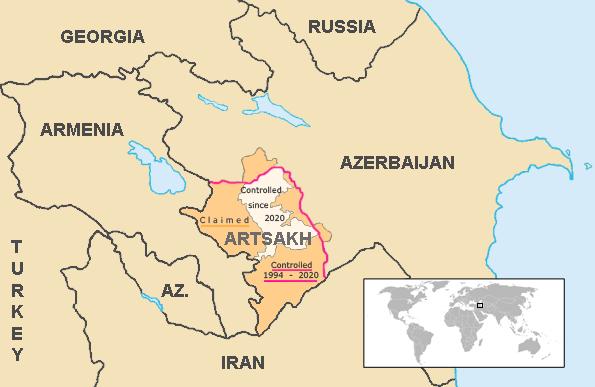 Artsakh Current en