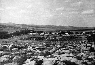 Artuf - Image: Artuf July 1948