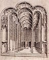 Artwork by unknown artist - Interior of a Gothic Church - WGA24039.jpg