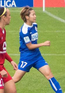 Asano Nagasato Japanese footballer