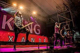 Asking Alexandria With Full Force 2018