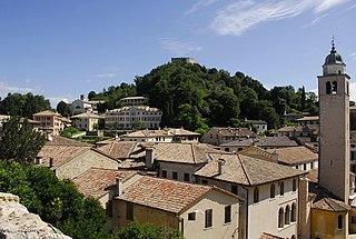 Asolo Comune in Veneto, Italy