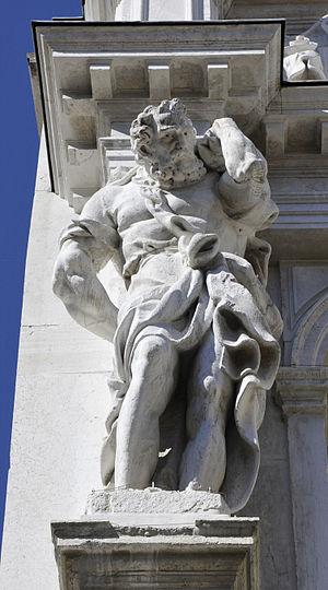 Santa Maria dei Derelitti - Image: Atlas 4 Giusto Le Court Chiesa dell'Ospedaletto