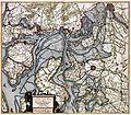 Atlas Van der Hagen-KW1049B11 069-NIEWE KAERTE VAN T LANDT VAN WAES ende HULSTER AMBACHT, vertoonende oock de Stroomen van de Ooster ende Wester SCHELDE.jpeg