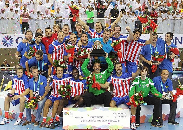 Club Balonmano Atlético de Madrid - Wikipedia, la ...