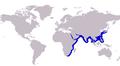 Atropus atropos distribution.png