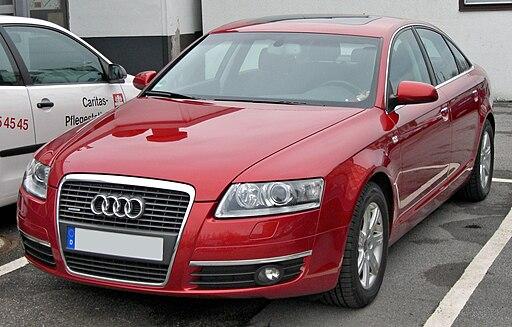 Audi A6 C6 20090221 front