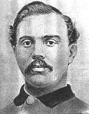"""Augusto Rodríguez (soldier) - Lieutenant Augusto Rodríguez a.k.a. """"Augustus Rodereques"""""""
