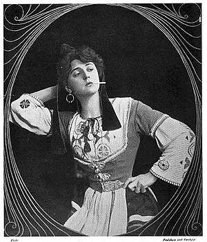 Auriol Lee - The Bystander 1908
