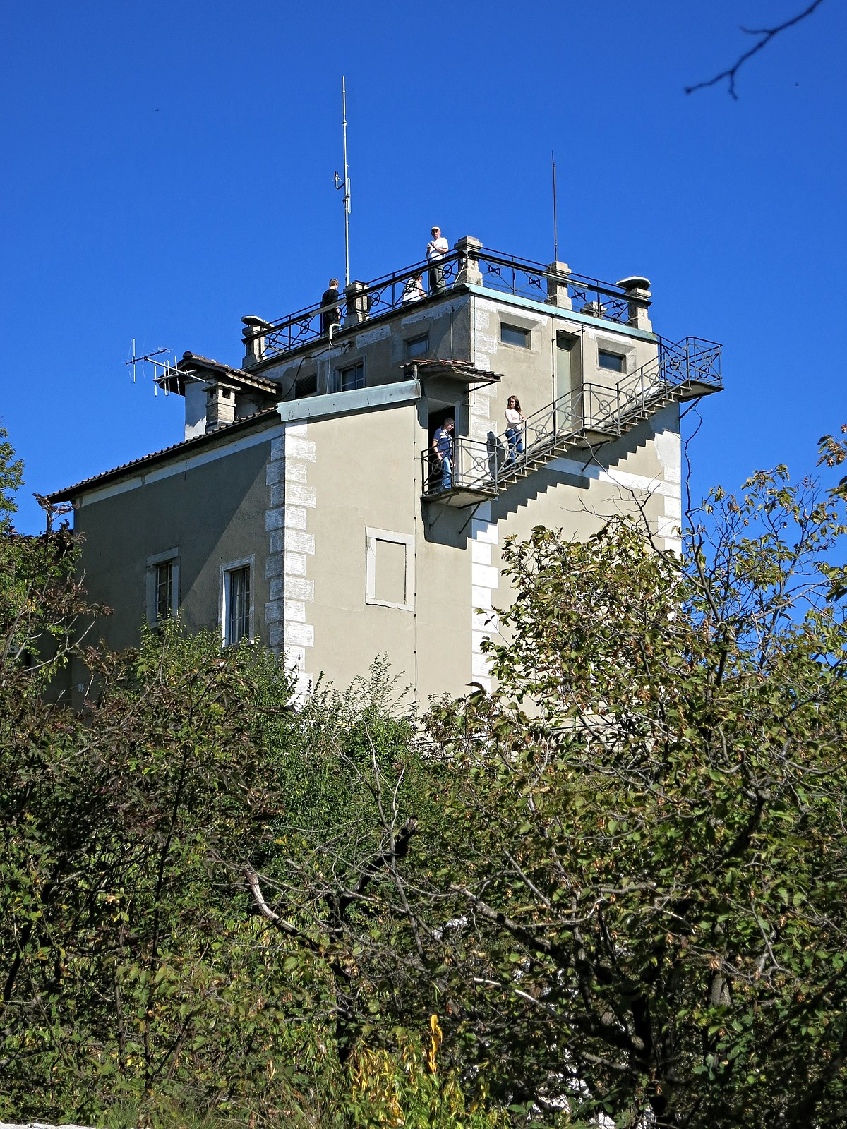 Aussichtsturm monte san salvatore wikipedia for Mobilia san salvatore