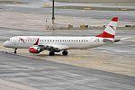 Austrian Airlines, OE-LWJ, Embraer ERJ-195LR (31295991262).jpg