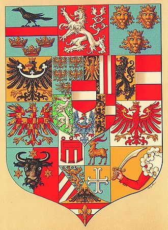 House of Habsburg - Image: Austrian shield