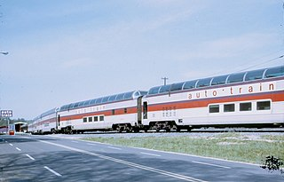 Auto-Train Corporation Defunct, privately owned railroad in the United States