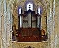 Autun Cathédrale St. Lazare Innen Orgel.jpg