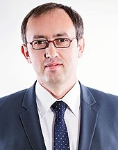 Photo du Premier ministre Avdullah Hoti.