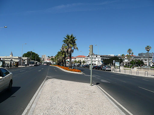 Avenida Marginal de Cascais, Estoril (5077952681)