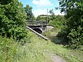 Avenue Washlands - River Rother passes under Mill Lane - geograph.org.uk - 483142.jpg