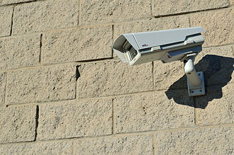 Axis Communications - Image: Axis CCTV
