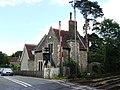 Aylesford Level Crossing - geograph.org.uk - 1350621.jpg