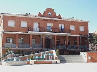 Cobeja - Town Hall of Cobeja.