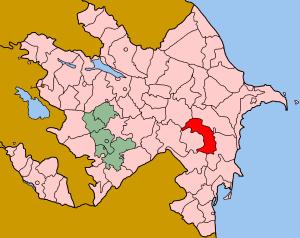 Sabirabad District - Image: Azerbaijan Sabirabad
