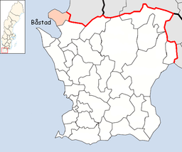 Båstad Municipality in Scania County.png
