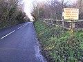 B52 Lattone Road at Mullan - geograph.org.uk - 1119211.jpg