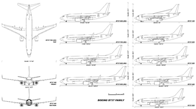Boeing 737 wikipedia for 737 door design