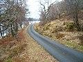 B840 alongside Loch Awe - geograph.org.uk - 102450.jpg