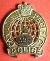 BADGE - Canada - FED - Canadian Pacific Railway Police (very old style)(Queens Crown) (7917004564).jpg