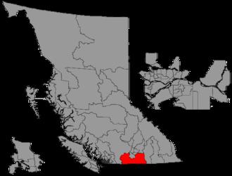Boundary-Similkameen - Image: BC 2015 Boundary Similkameen
