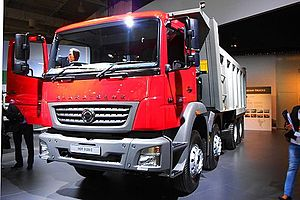 BharatBenz -  BharatBenz HDT 3128 C (heavy-duty truck)