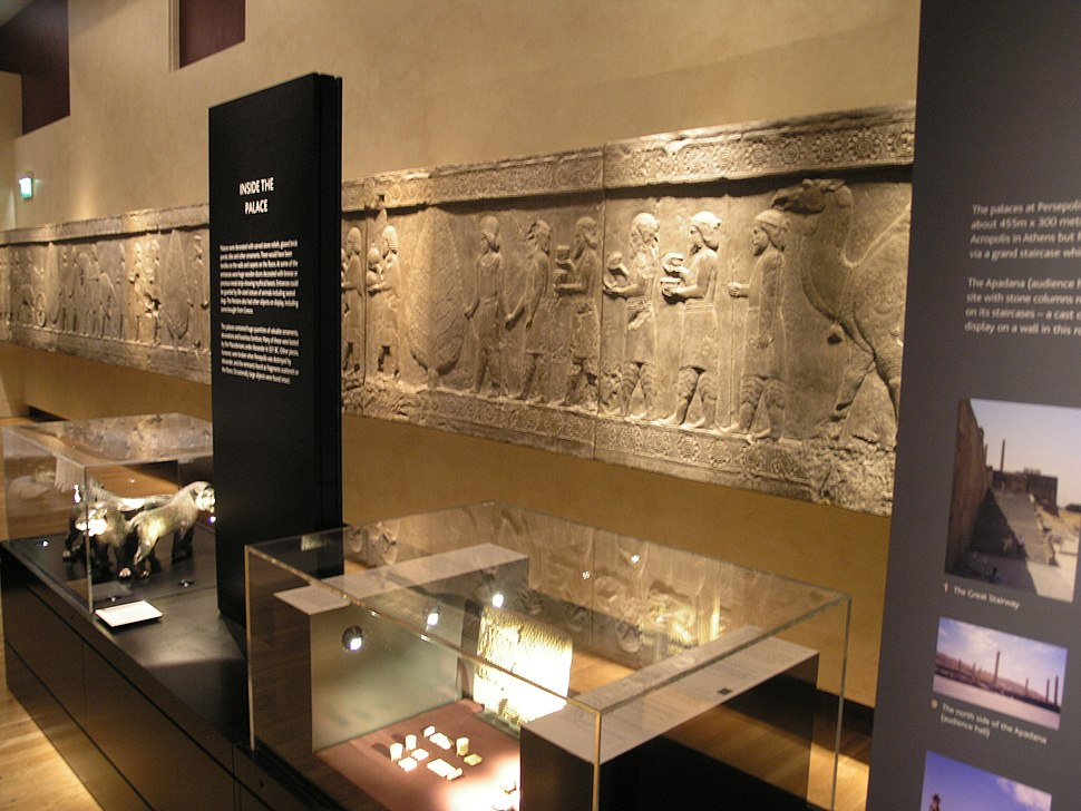 BM; ANE - Forgotten Empire Exhibition, (Room 5).3
