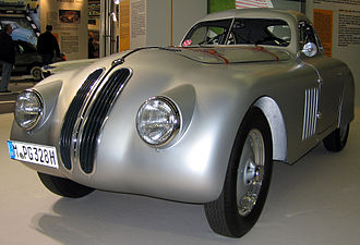 Carrozzeria Touring Superleggera - BMW 328 Touring Coupé
