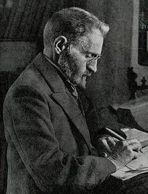 Ben-Yehuda, Eliezer (1858-1922)