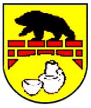 Baalberge - Image: Baalbergewappen