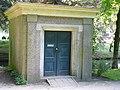 Baarhuisje op de Algemene begraafplaats Zutphen.JPG