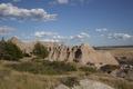 Badlands National Park, South Dakota LCCN2010630583.tif