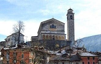Bagolino - san Giorgio church