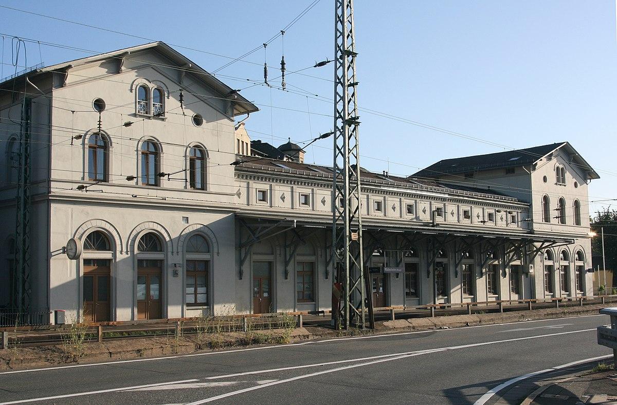 Bahnhof R Desheim Rhein Wikipedia