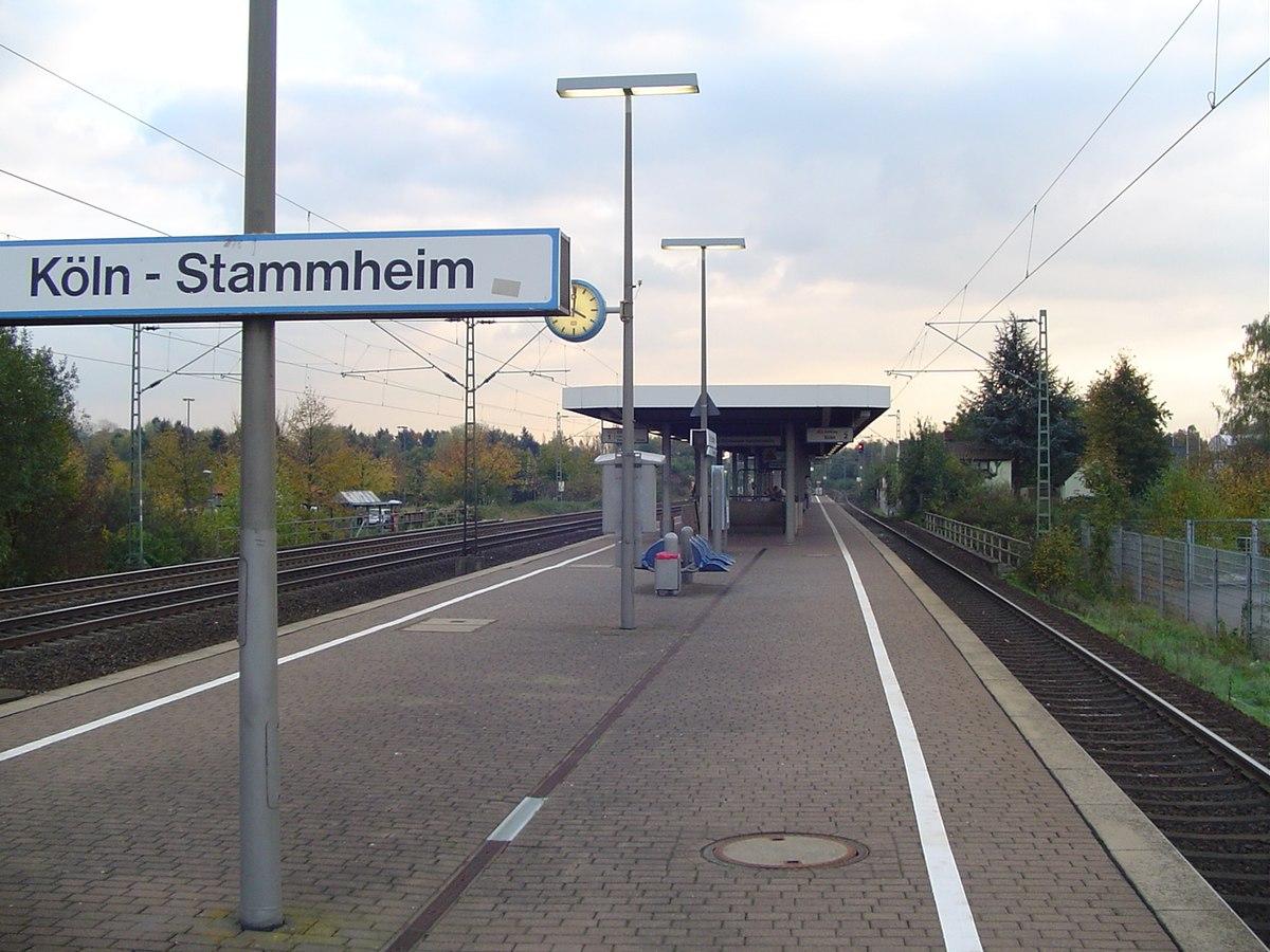 k ln stammheim station wikipedia. Black Bedroom Furniture Sets. Home Design Ideas