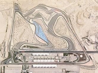 Bahrain International Circuit - Image: Bahrain International Circuit, November 2, 2017 Sky Sat (cropped)