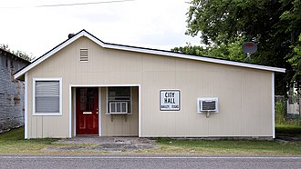 Bailey, Texas - City Hall