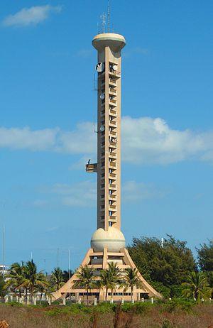 Baishamen Lighthouse - Baishamen Lighthouse