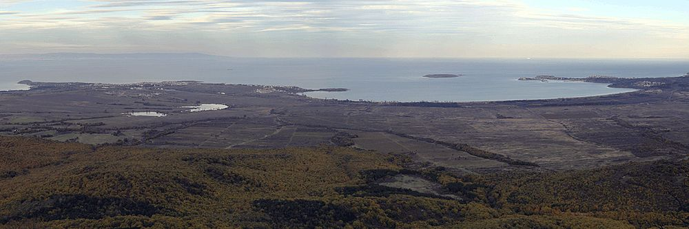 St ivan island wikipedia panoramic overview of the bay from meden rid with st ivan island clearly visible publicscrutiny Gallery