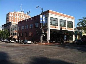 National Register of Historic Places listings in Boone County, Missouri - Image: Ballenger building Co Mo